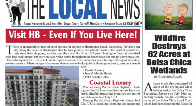 The Local News August 01 2020