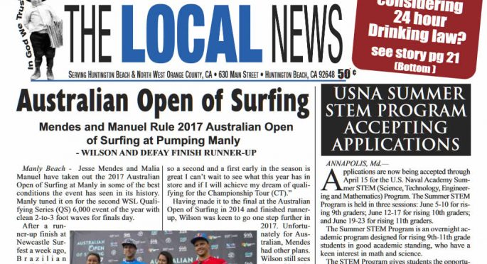 The Local News March 15 2017